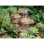 Small Rock Waterfall- 008