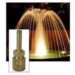 "ProEco N102 1"" Comet Fountain Nozzle, Female3"