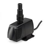Ultra Pump 400 for Small Ponds, Fountain, Waterfalls, and Filters, 370 GPH