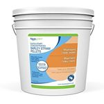 Quick Concentrated Barley Straw Pellets For Pond W