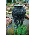 Small Stacked Slate Urn Fountain Kit 3