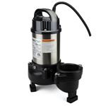 Tsurumi 12PN Submersible Pump for Ponds, Skimmer-3