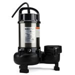 Tsurumi 12PN Submersible Pump for Ponds, Skimmer Filters, and Pondless Waterfalls, 10,000