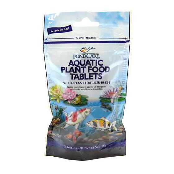 PONDCARE AQUATIC PLANT TABLETS 60 CT