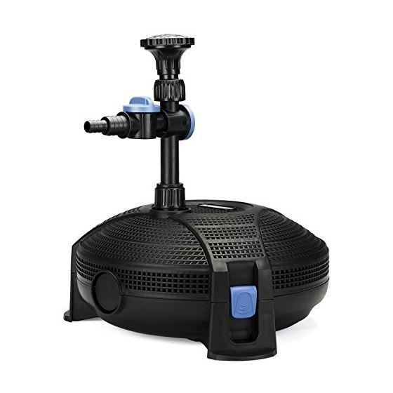 91014 Aquajet 600 Submersible Pump For Ponds, Foun