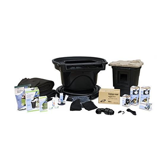 Complete Pond Kit 21 Feet X 26 Feet  Large  9PL -