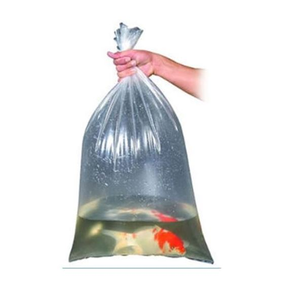 Aquascape 98910 8 inch x 15 inch Fish Bags - Case of 100