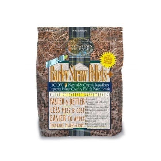 Ecological Laboratories Barley Straw Pellets- 4.4-