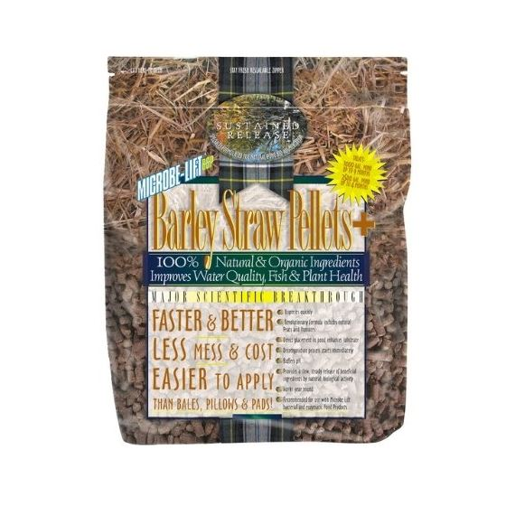 Ecological Laboratories Barley Straw Pellets- 2.2 lbs