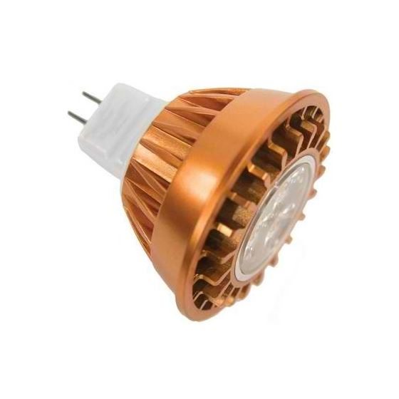 LX3 MR16 6.54 9.81W WFL, 30K LED Lamp