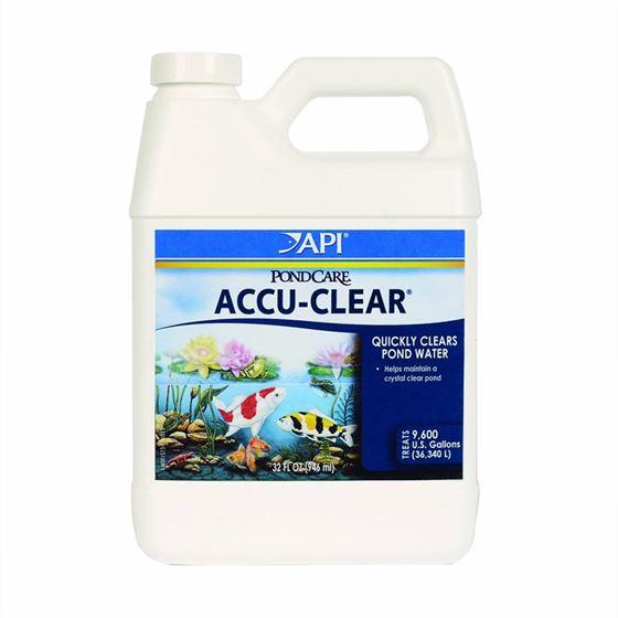 PondCare Accu-Clear Water Clarifier- 32 OZ