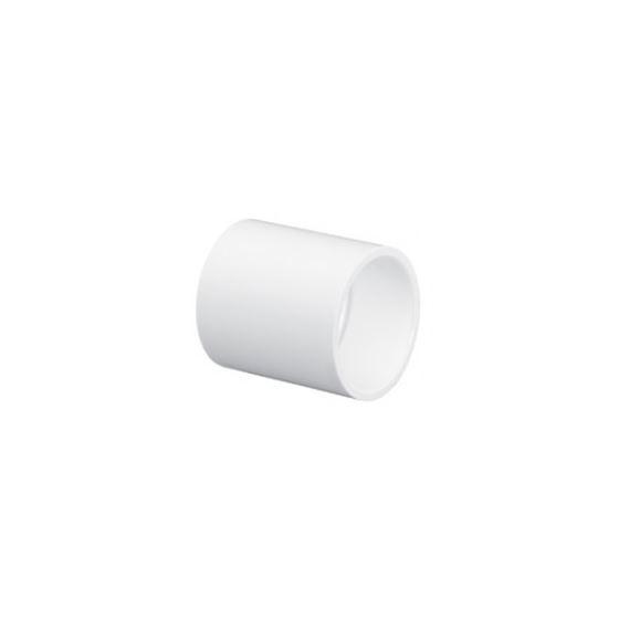 Schedule 40 PVC Pipe Slip x Slip Coupling