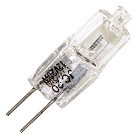 JC20 Bi Pin Base Single Ended Halogen Light Bulb