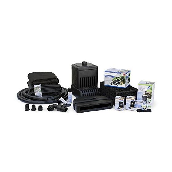 Complete Waterfall Kit With 16 Feet Stream  Medium