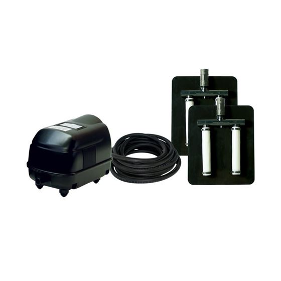 KoiAir 2 Pond Aeration Kit, Up To 16,000 Gallons
