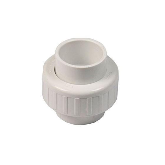 99167 PVC Union Fitting Slip X Slip 1.5 And For Po