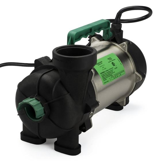 Aquascape 20004  7500 Submersible Pump for Ponds, Skimmer Filters, and Pondless Waterfalls, 6,700 GP
