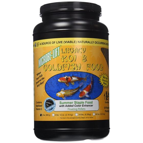 Ecological Laboratories Legacy Summer Staple- 2 lbs