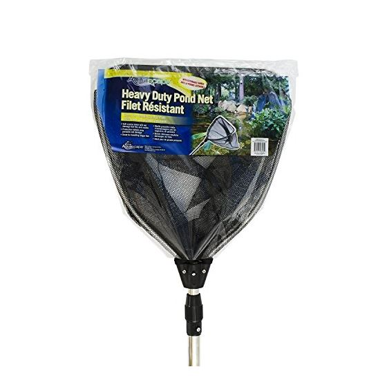 98560 Heavy-Duty Pond And Fish Net, 36-Inch Extend