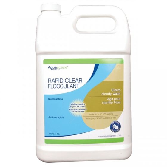 Rapid Clear/Liquid - 3.78ltr/1 gal
