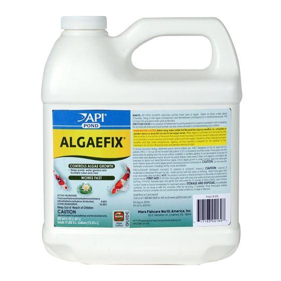 Aquarium Pharmaceuticals PondCare AlgaeFix 64 fl oz