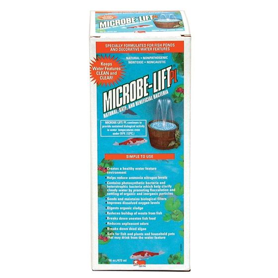 Ecological Laboratories Microbe-Lift PL- Pt