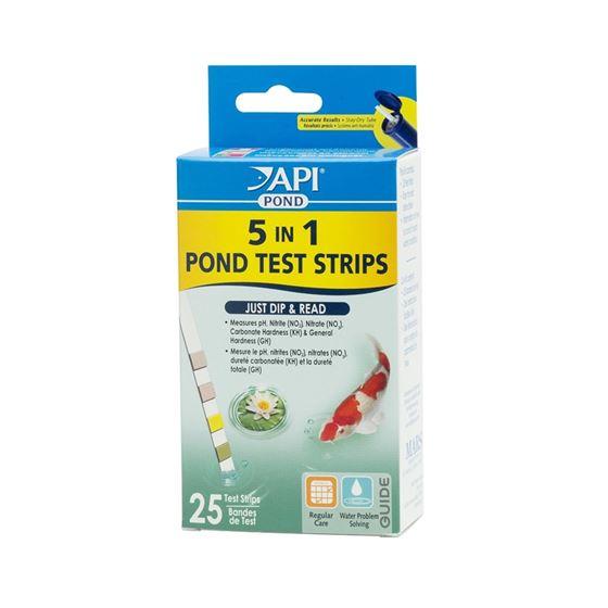 API Pondcare 5-in-1 Pond Test Strips-3