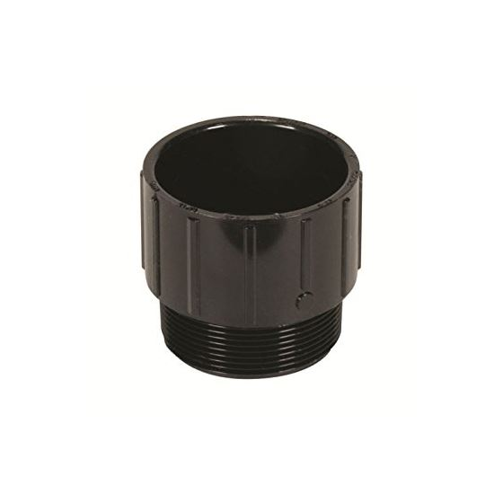 99144 PVC Male Pipe Adapter 1.5 And X 2 And For Po