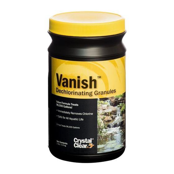Vanish, Dechlorinating Granules, 2 Lbs