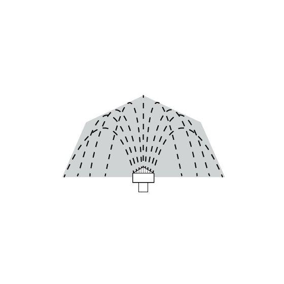 "ProEco N108 3/4"" Cluster Fountain Nozzle-3"