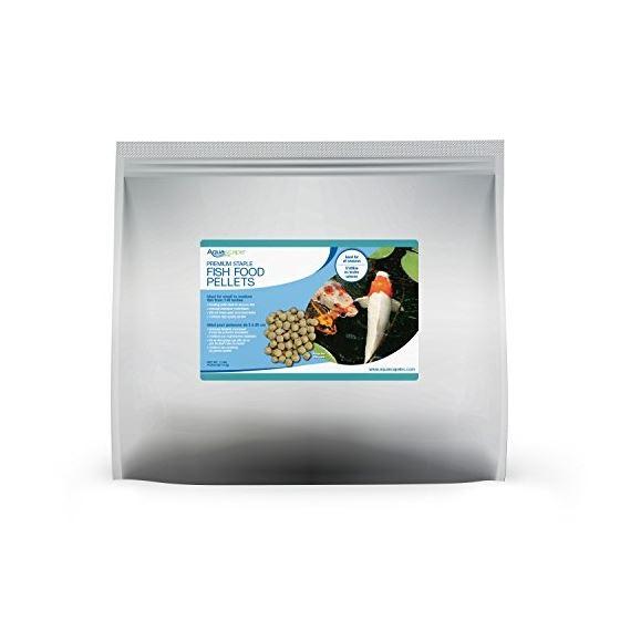 Premium Staple Fish Food Pellets, 5 Kg