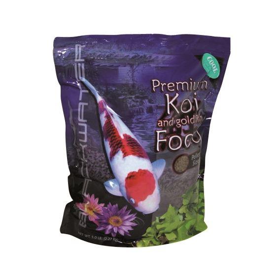 Aquatic Nutrition Blackwater Koi Blackwater Cold - 5 lbs