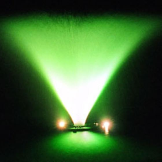 Green 50W Bulb