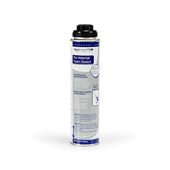 PRO Professional Black Waterfall Foam 24 Oz - Inst