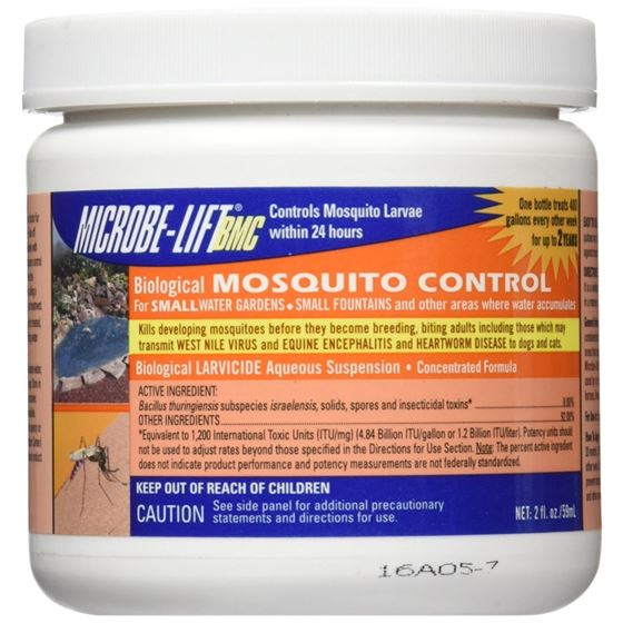 Ecological Laboratories Biological Mosquito Control 2 oz for Fountains