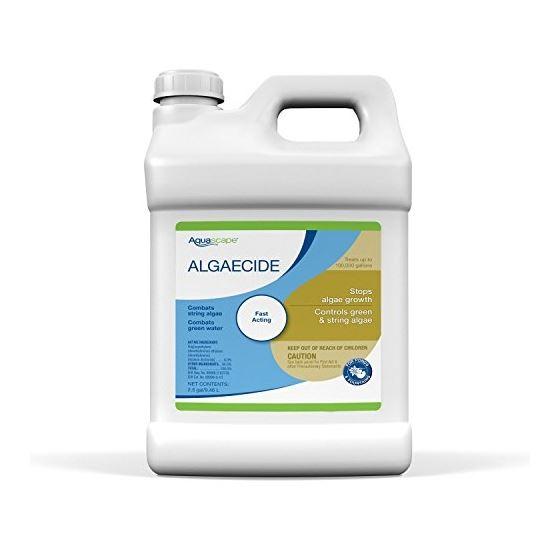 Algaecide Water Treatment  2.5 Gallons  9.45 Liter