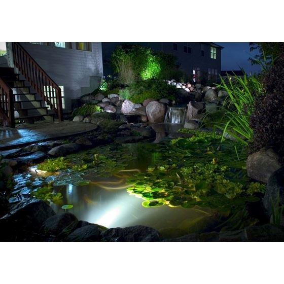 LED Waterfall and Landscape Accent Light, 1-Watt 3
