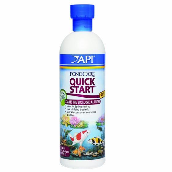 API Pondcare Quick Start, 16-Ounce