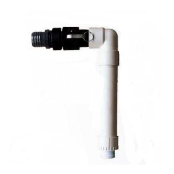 Skimmerfilter Discharge Kit-WMS 5000 - 6500