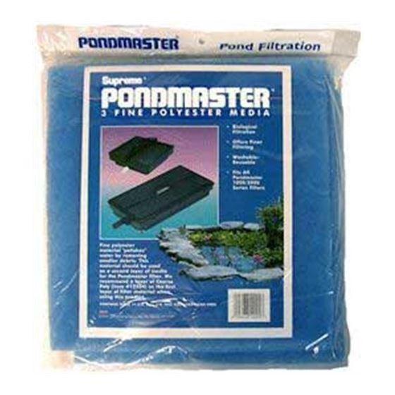E.G.Danner Poly Pad (3 pk)