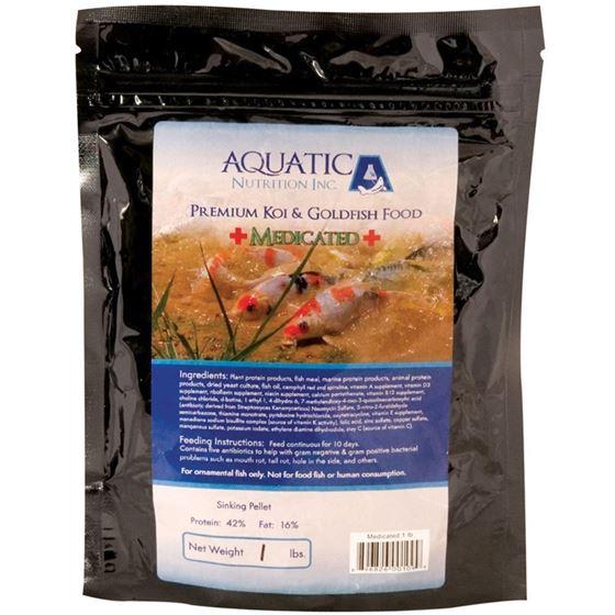 Aquatic Nutrition Blackwater Color 2 lbs