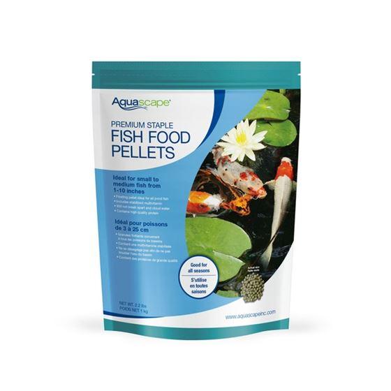 Aquascape Premium Staple Fish Food 2.2 lbs / 1 kg