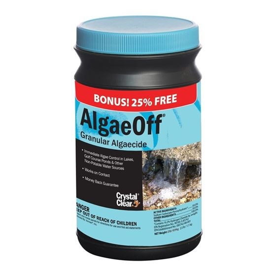 AlgaeOff, String Algae Remover, 2.5 Pounds