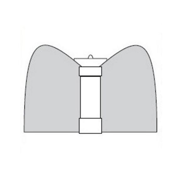 """ProEco N106 1"""" Flat Lava Fountain Nozzle3"""