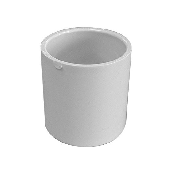 29163 PVC Coupling Slip 3 And For Pond Water Featu