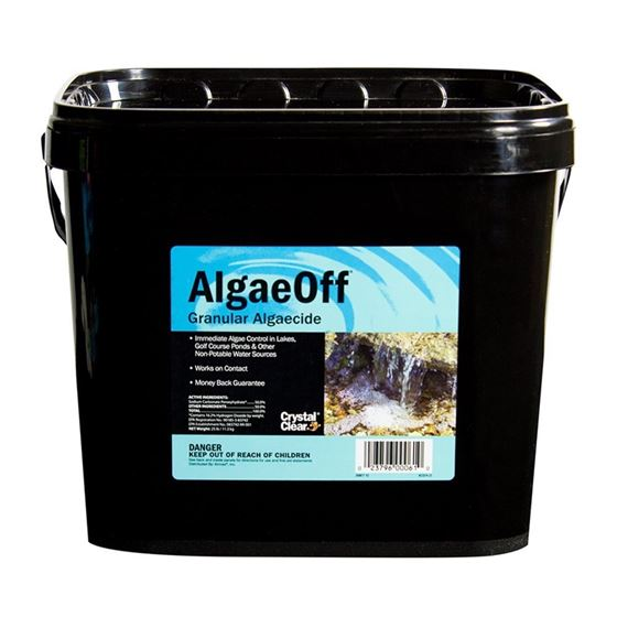 AlgaeOff, String Algae Remover, 25 lb Bucket
