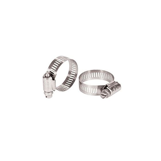 99107 Stainless Steel Hose Clamp 5 16 And To 7 8 A