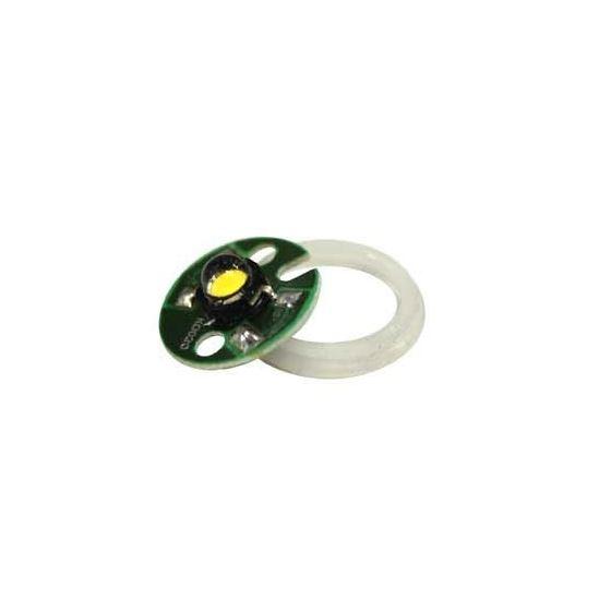84026 1 Watt LED Replacement Bulb - Green - HR