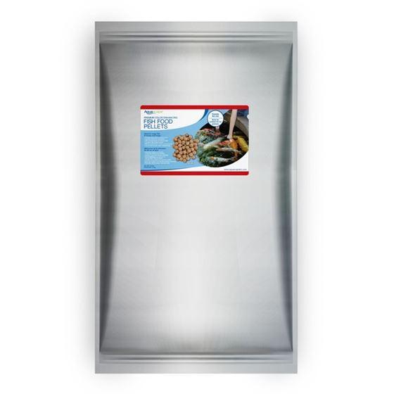 Premium Color Enhancing Fish Food Pellets - 10 kg / 22 lbs