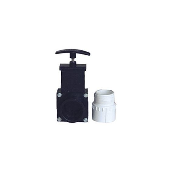 Livingponds filter bottom drain kit